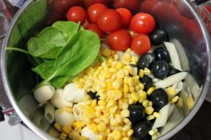 salata paste