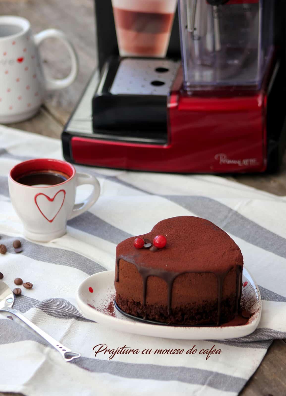 prajitura cafea