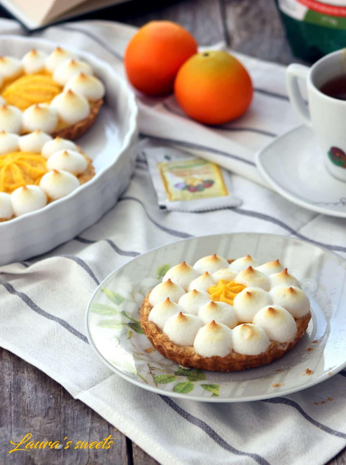 tarta cu crema