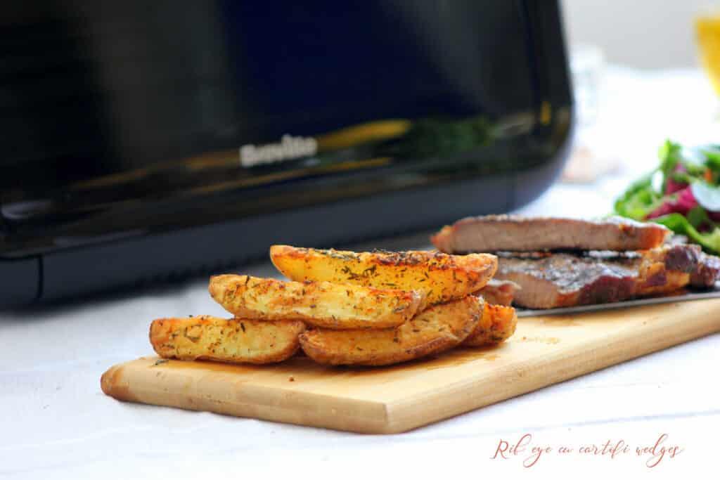 antricot cartofi wedges
